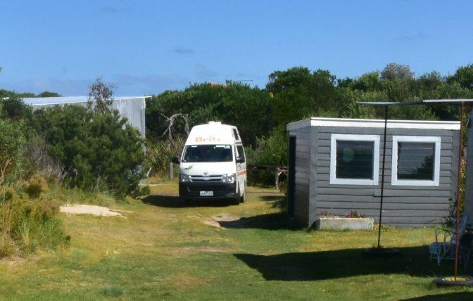 Britz the Camper Van