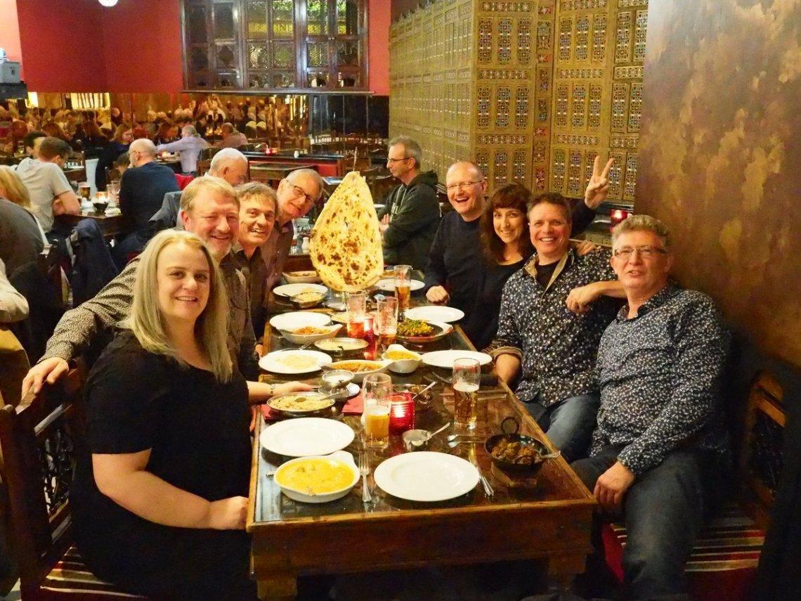 The Bradford Crew