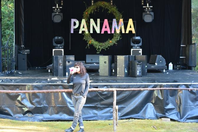 Jenni at Panama