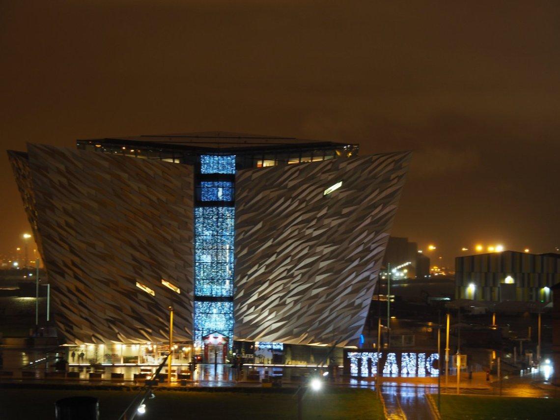 New Titanic Museum Belfast