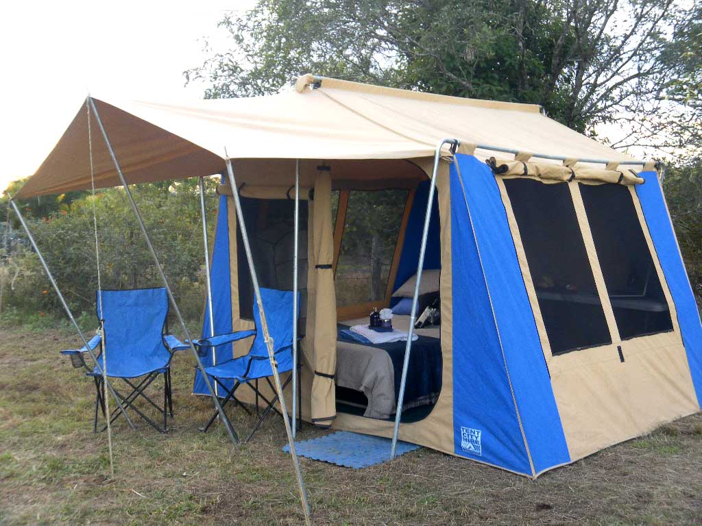Tent City - Woodford Folk Festival