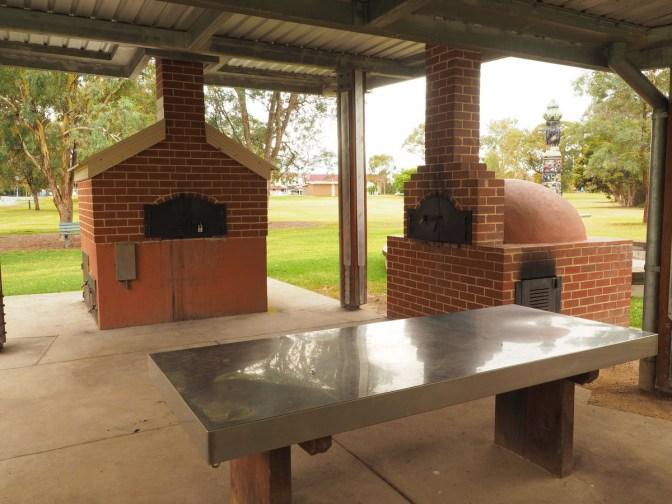 Albury Community Wood Oven