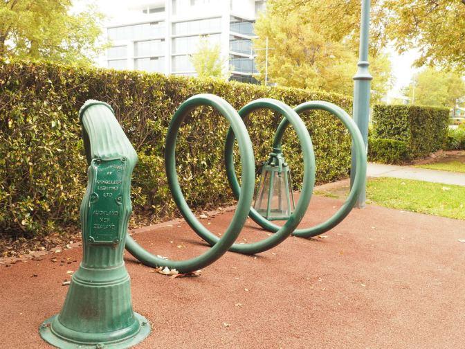 Albury Intriquing Bike Rack