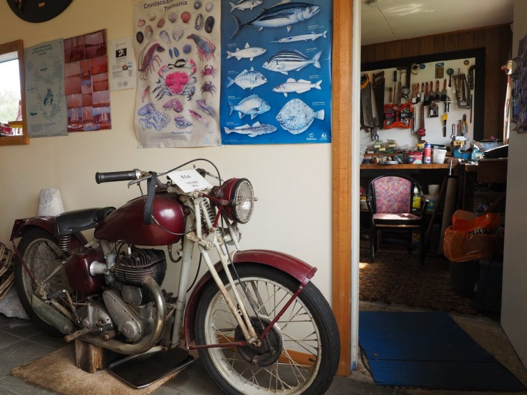 Small museum near fish market