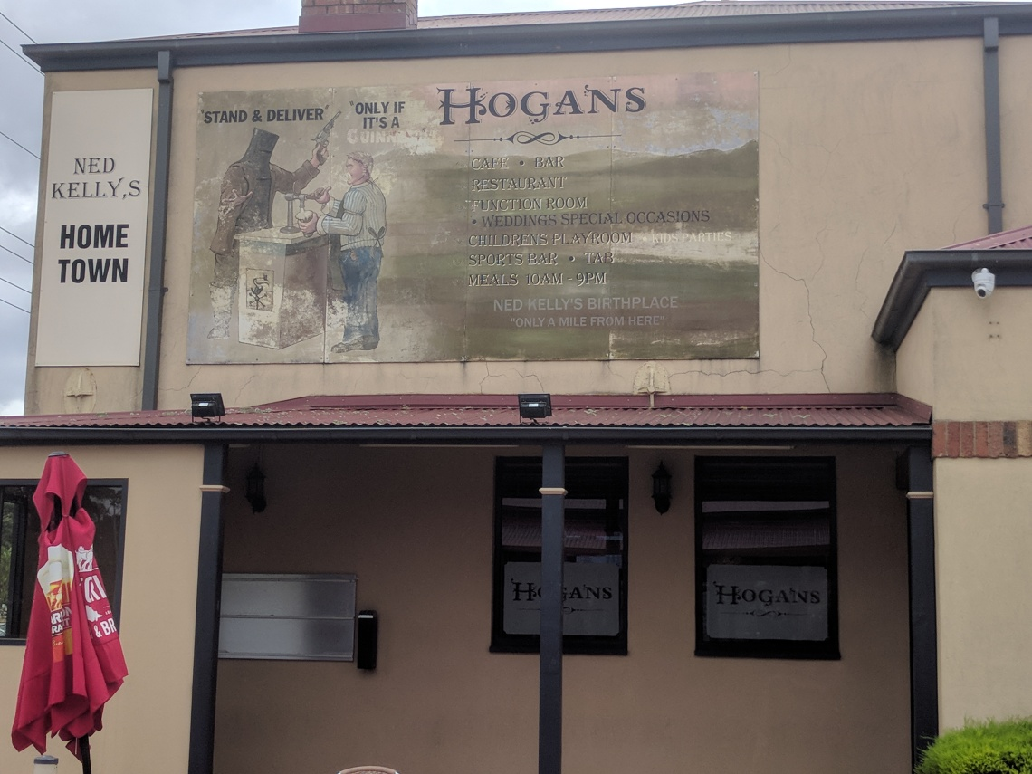 Hogans in Wallan
