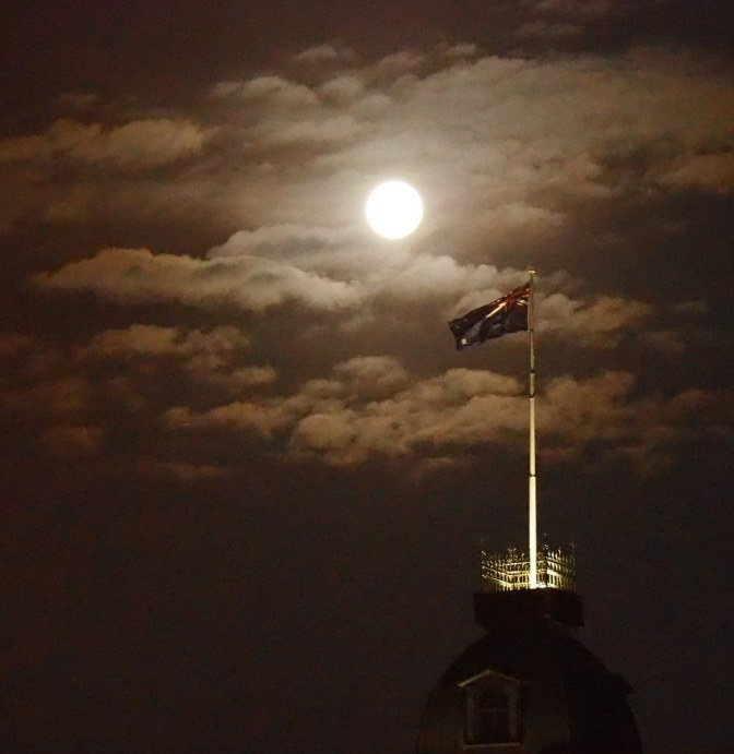 Ballarat nightscape