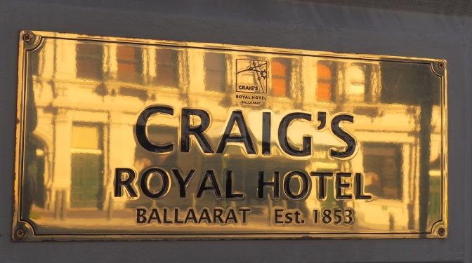 Craig's Hotel Ballaarat