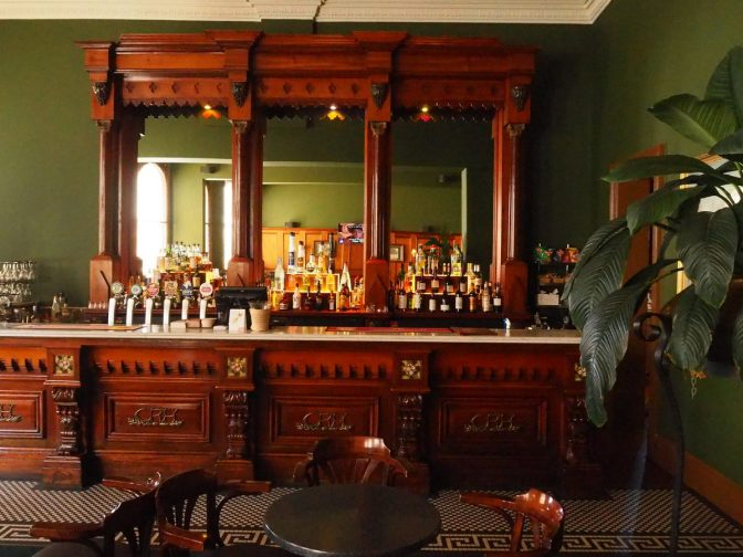 Hotel Bar, Craig's Royal Hotel