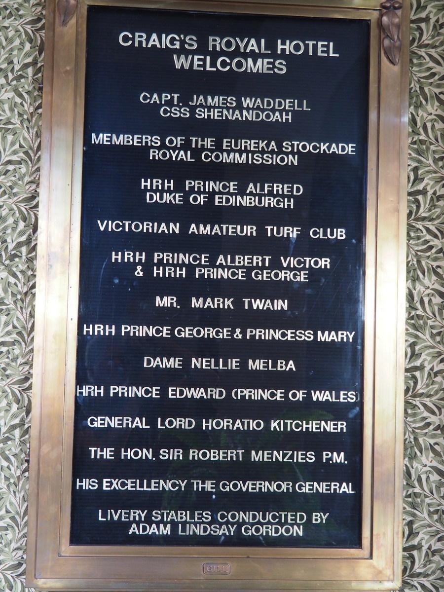 Famous Guest List