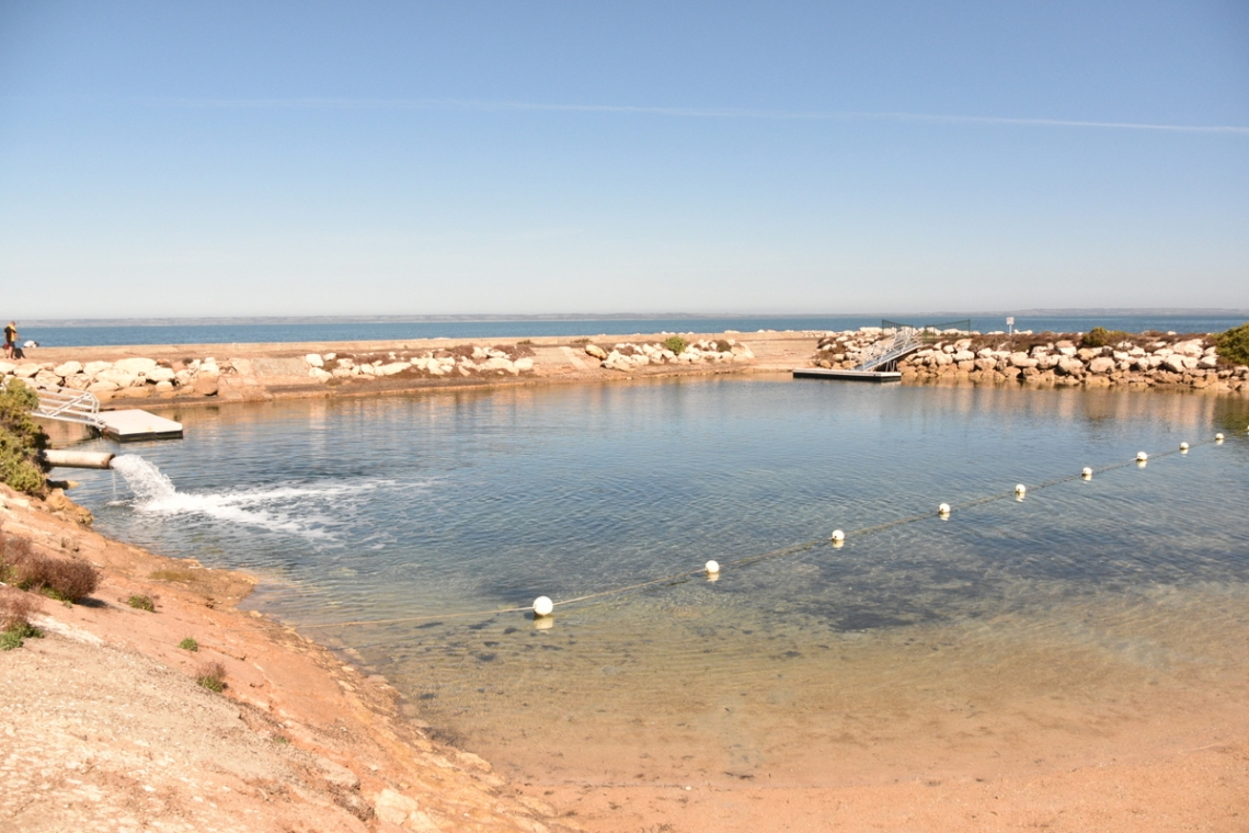 Kingscote Sea Water Tidal Pool