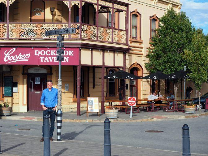 The Dockside Tavern