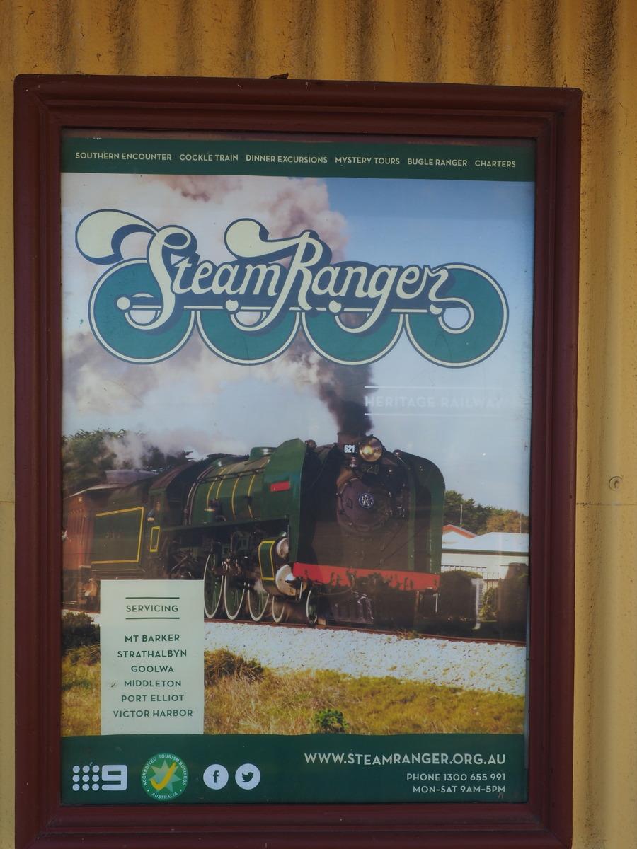 The Goolwa Steam Ranger