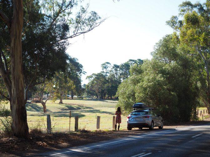 Leaving South Australia