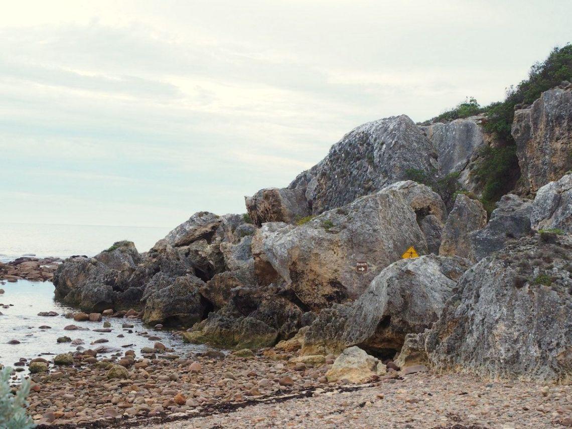 Pathway to Stokes Beach
