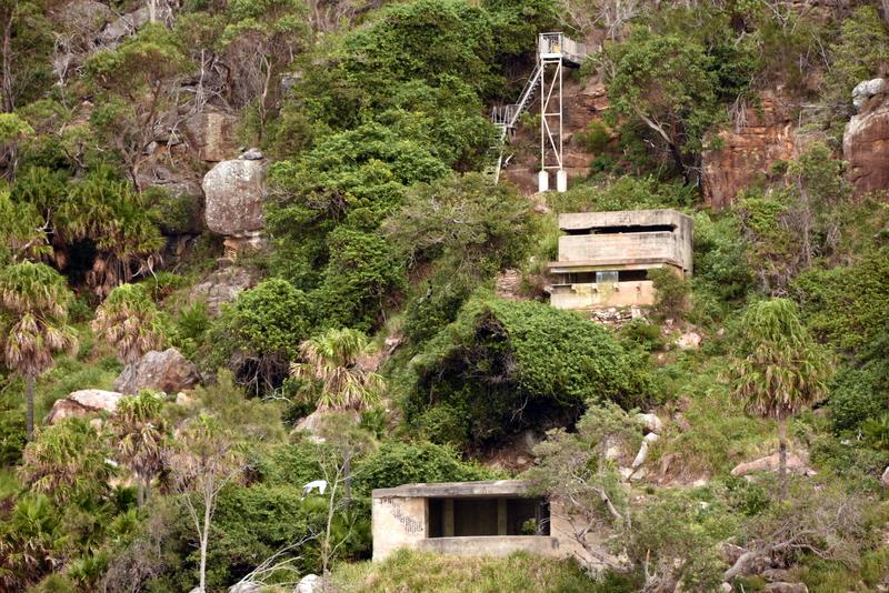 West Head Battery
