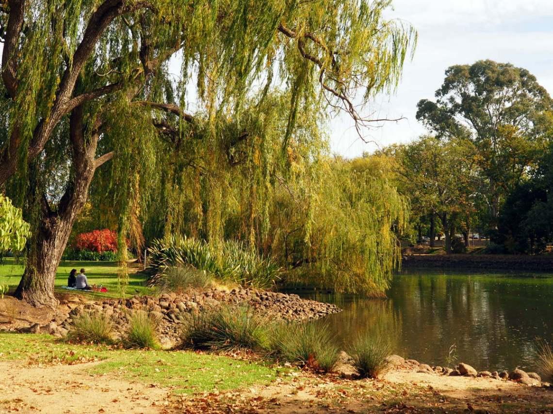 Botanical Gardens Castlemaine