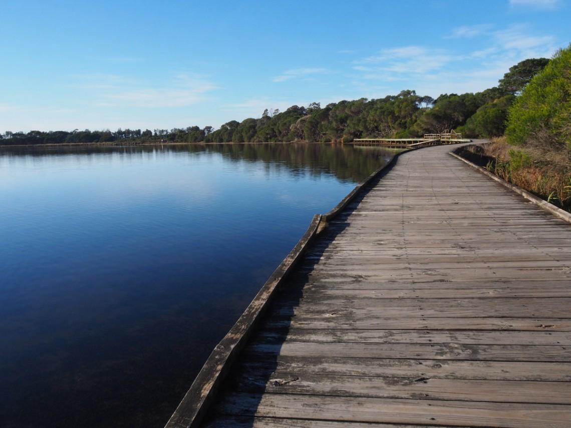 Lake Curalo