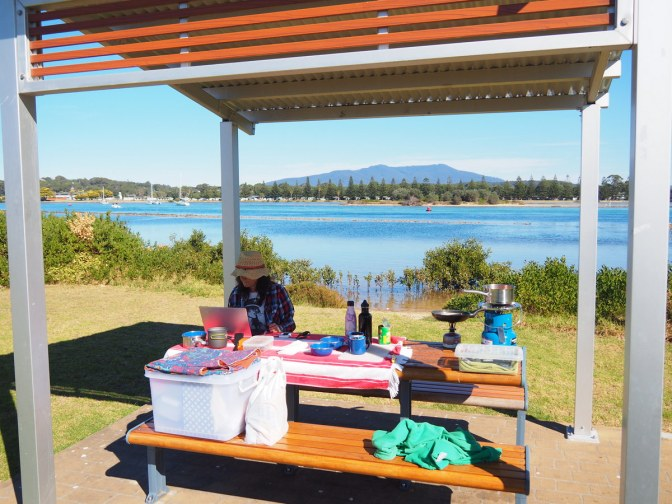 Lunch in Narooma