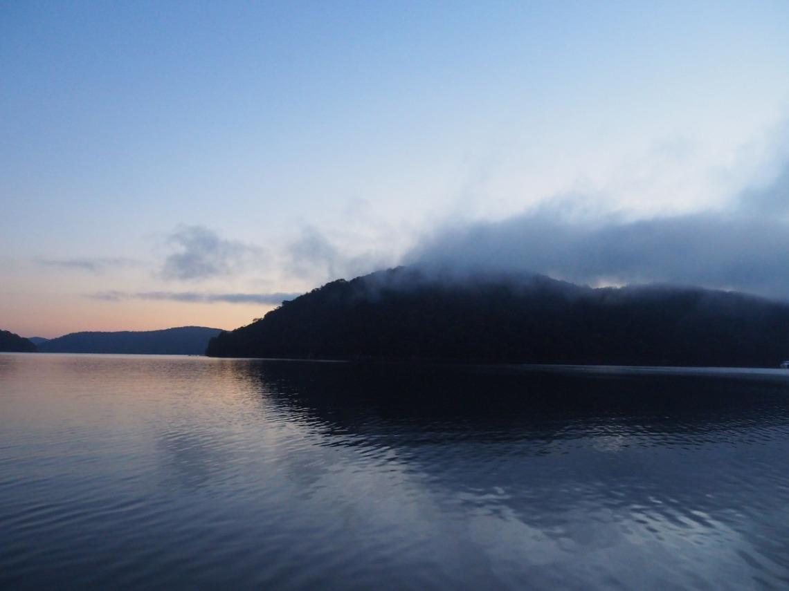 Sunrise, American Bay