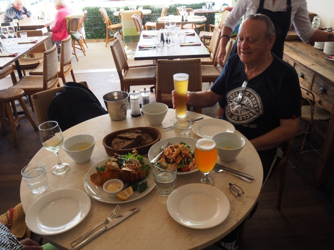 Sumptuous Lunch at Barrenjoey House