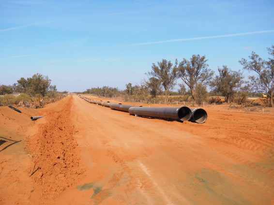 Wentworth to Broken Hill Pipeline