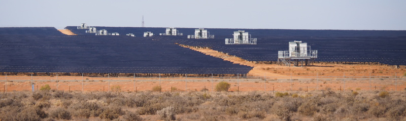 Broken Hill Solar Array