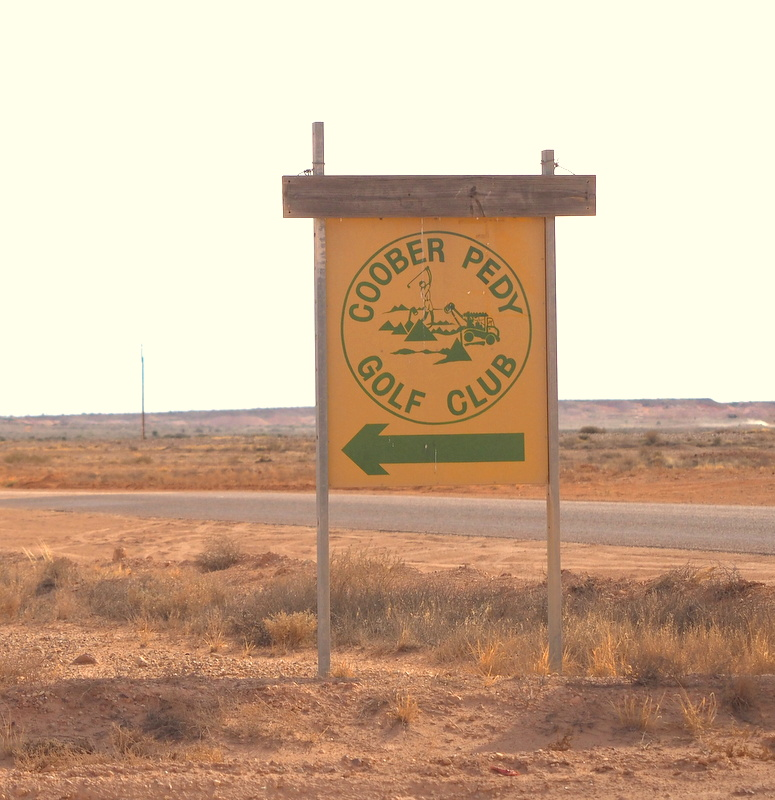 Coober Pedy Golf Club
