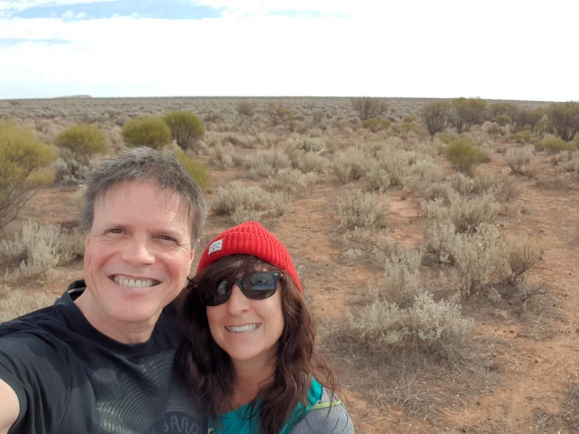 10,000 km Vagabonding milestone