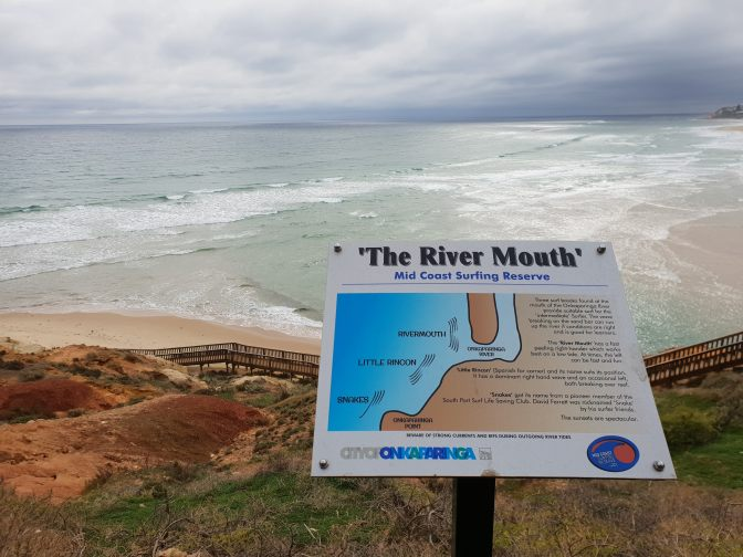 Port Noarlunga Surfing Points