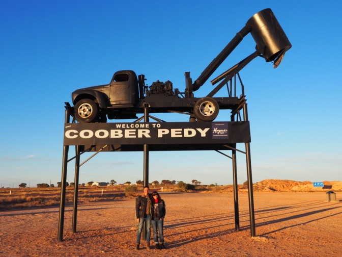 Farewell Coober Pedy