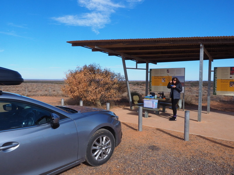 Ranges View Rest Area