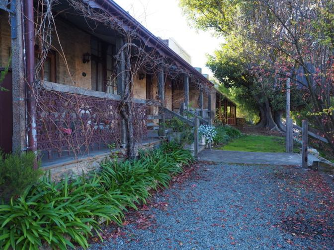 Mintaro Mews Cottages