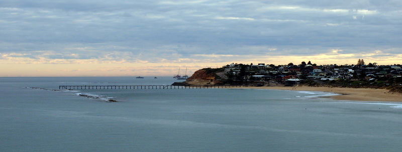 Port Noarlunga Reef from our new viewpoint