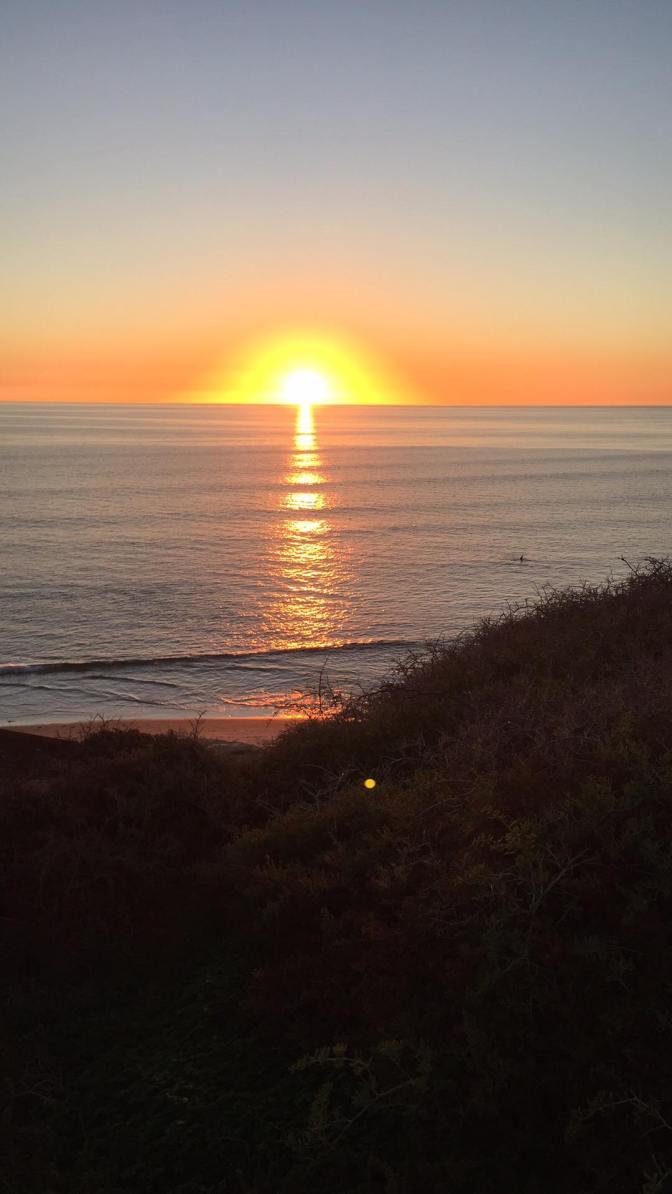 Sunset by Jenni