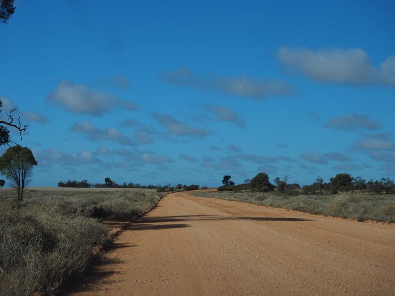 The Balranald Road
