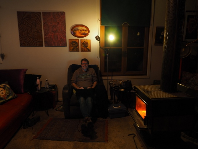 Fireside Office Chair