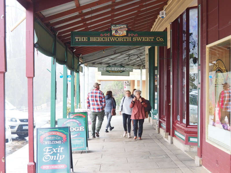 Beechworth Sweet Shop