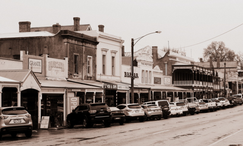 Beechworth Main Street