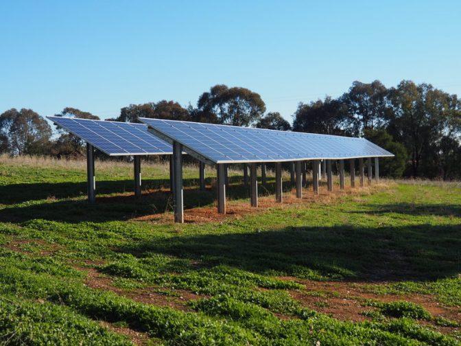 Scion Solar Array