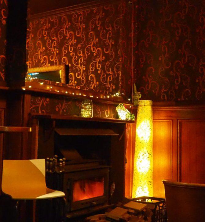 The cosy Merton Hotel