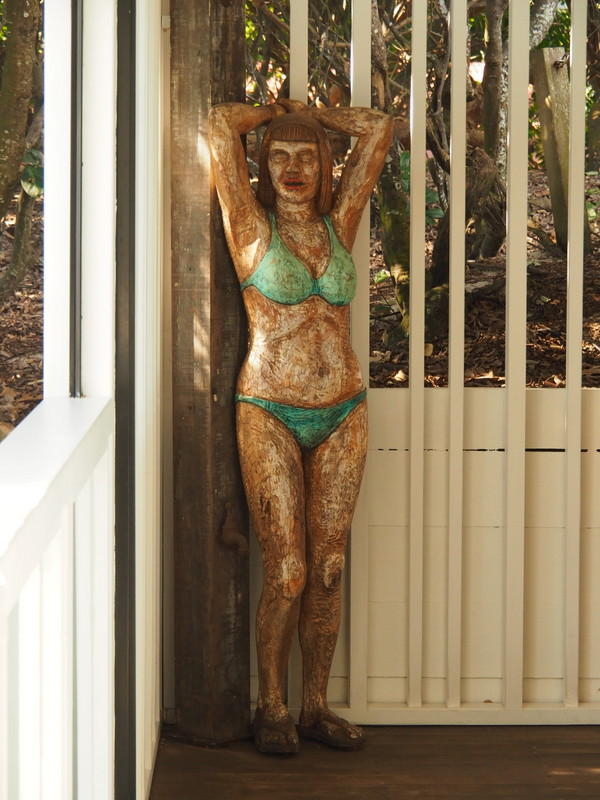 The Lady from Byron Bay