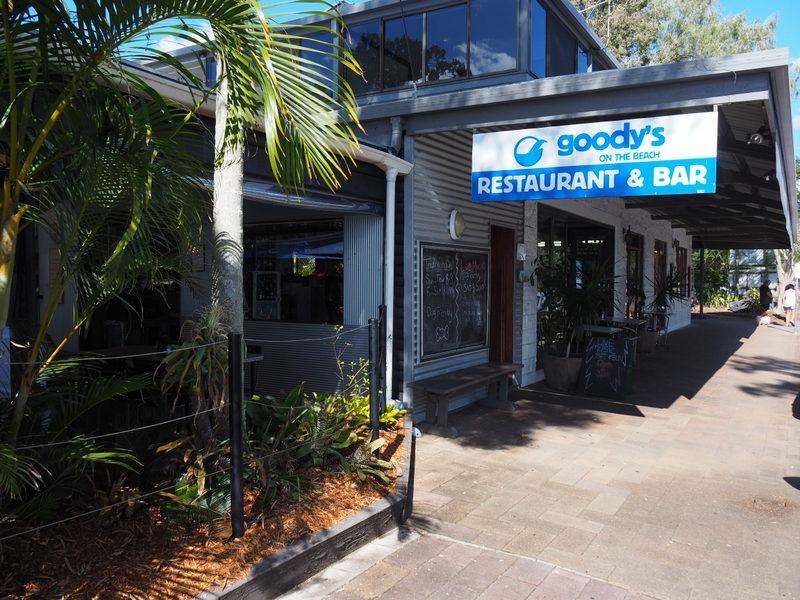 Goody's on the Beach