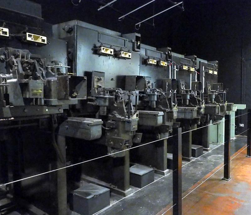 Original Power Station Switch Gear