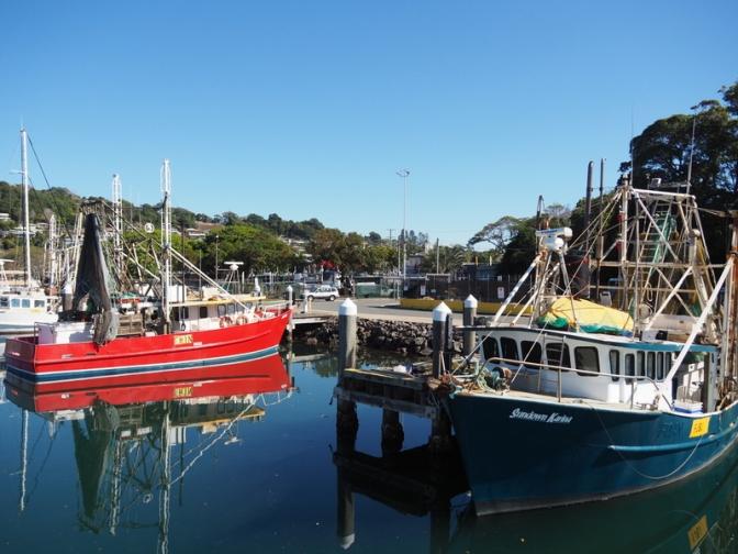 Tweed Heads Fishning Boats