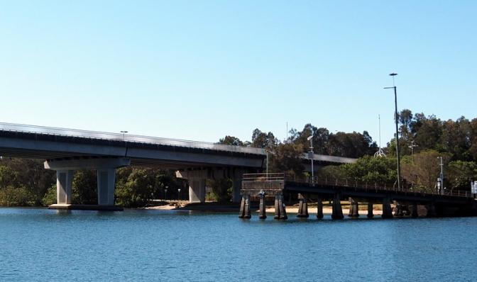 New Bridge and Old Bridge