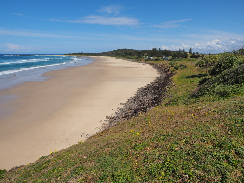 Sharpe's Beach - Starting Point