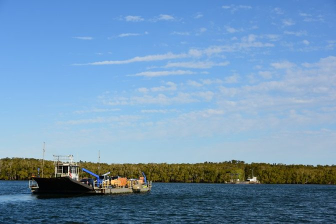 Burns Point Ferry