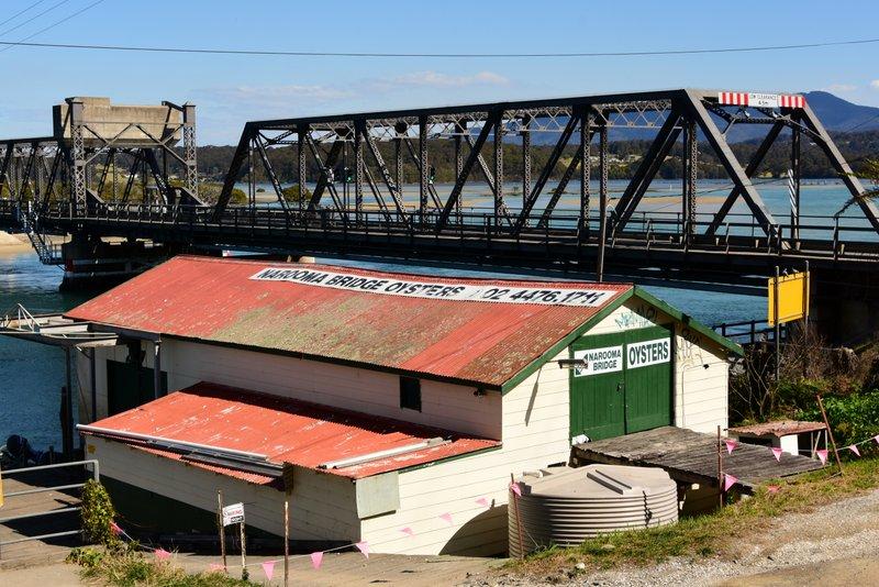 Narooma Bridge Oysters
