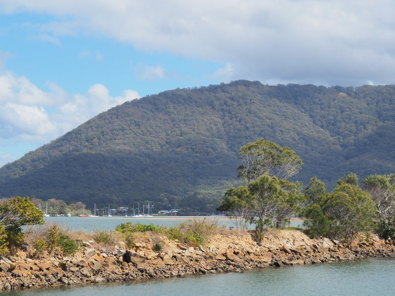 North Brother Mountain, Laurieton