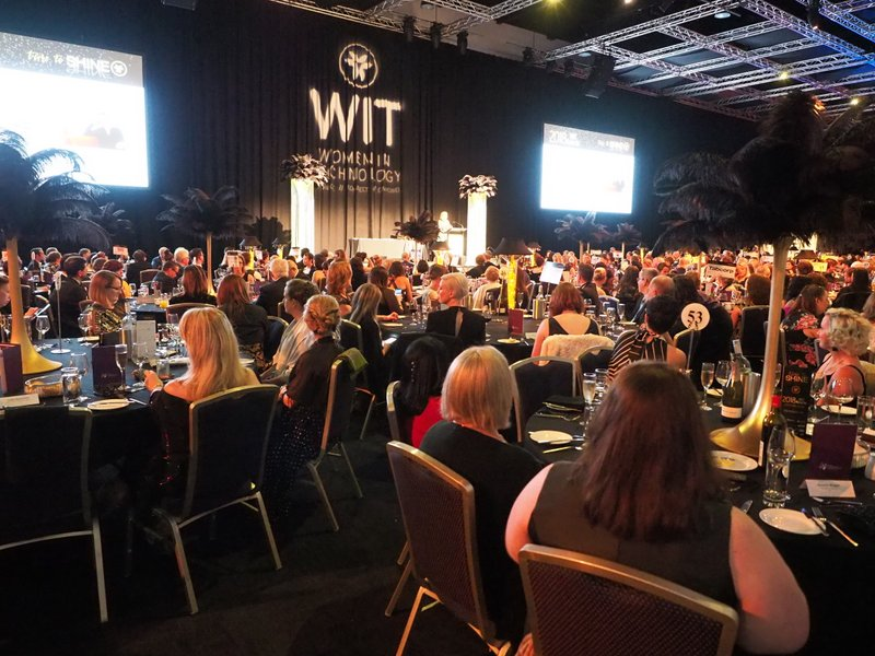Woment in  Technology Awards